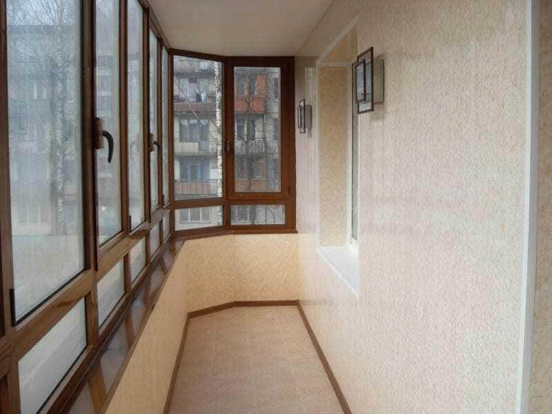 Чим обробити стіни на балконі: обираємо найкращий варіант 1