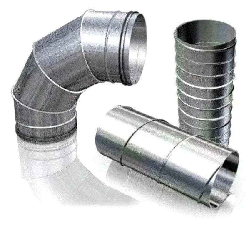 Які труби вибрати для вентиляції в приватному будинку 3
