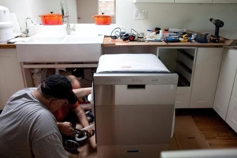 Як підключити посудомийну машину правильно: інструкції, поради, схеми 6
