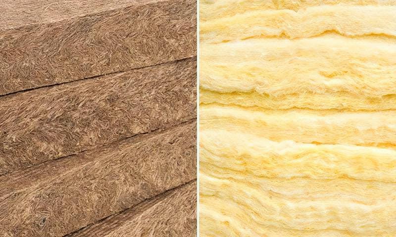 Яка мінеральна вата краща для утеплення — кам'яна або скловата, порівняння матеріалів 1