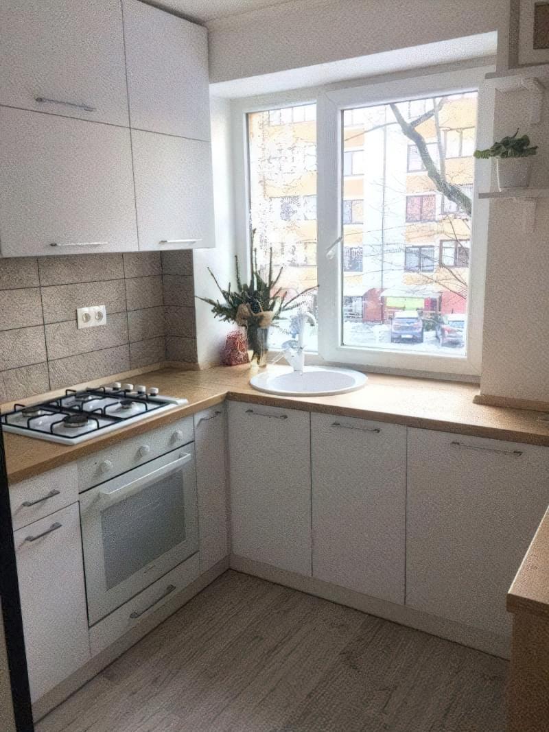 6 порад для ремонту в маленькій кухні 2