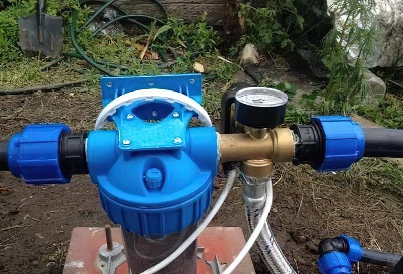 Автономне водопостачання приватного будинку: облаштування свердловини 6