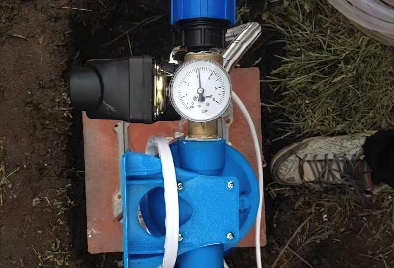 Автономне водопостачання приватного будинку: облаштування свердловини 8
