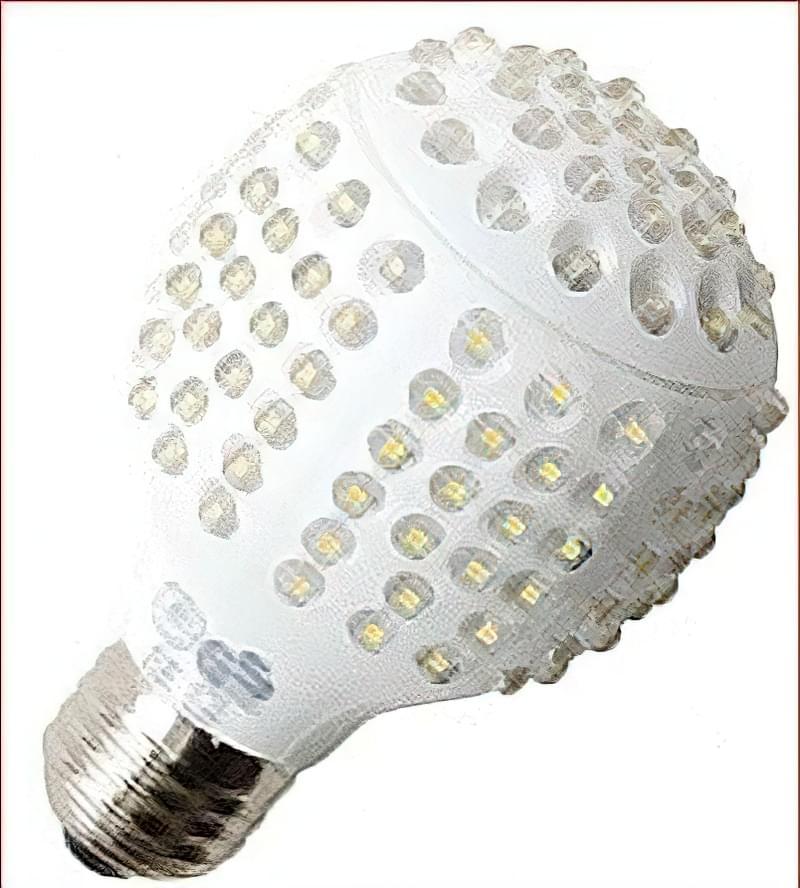 Чим кращі від звичайних світлодіодні лампи і відповідність їх потужностей 3