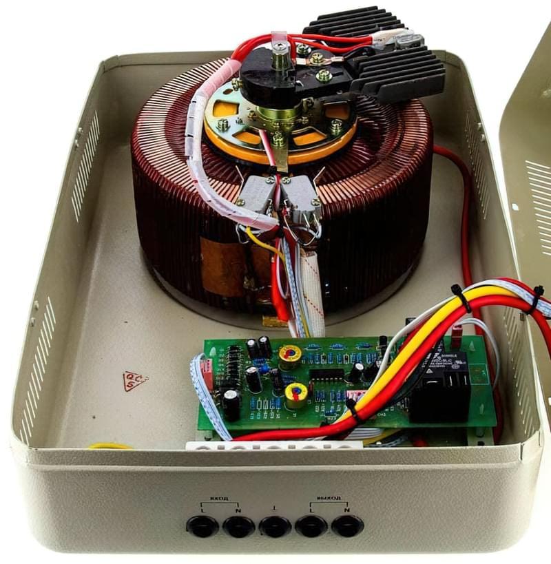 Як вибрати стабілізатор напруги для газового котла - докладна інструкція 2