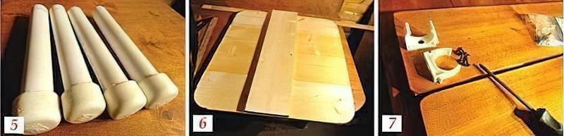 Як зробити стіл-трансформер