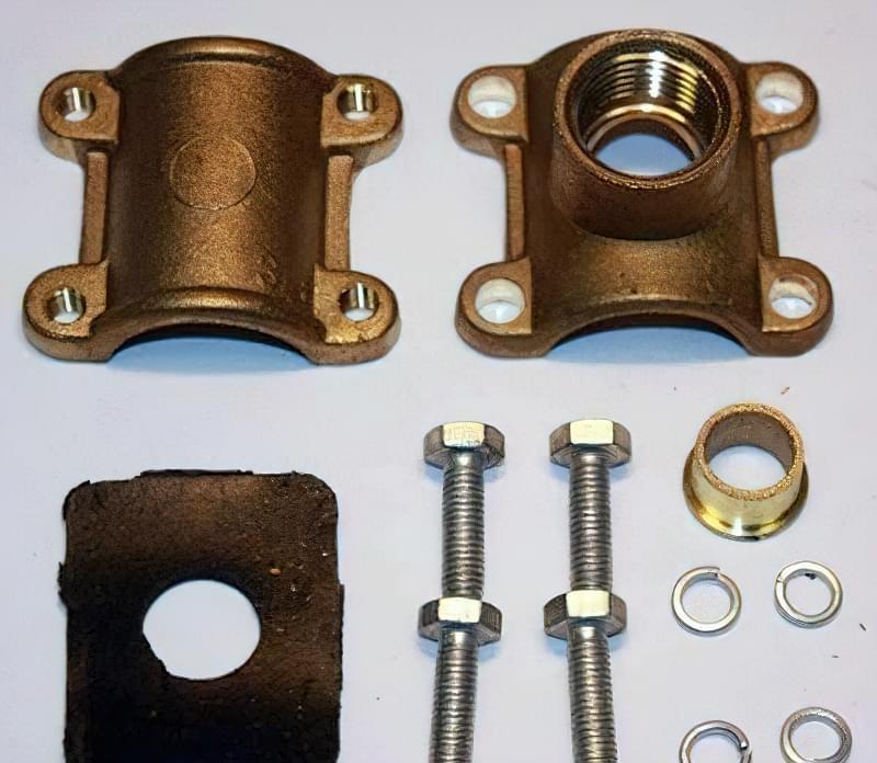Як зробити врізку в сталеву трубу