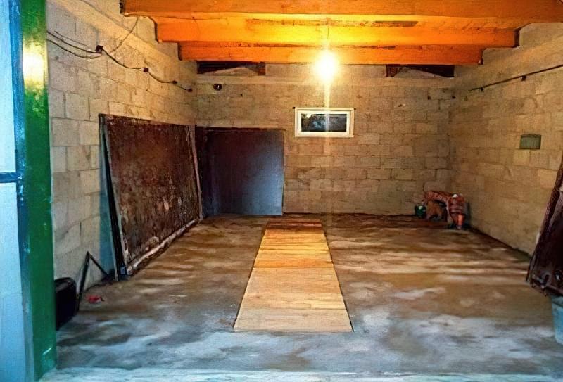Оглядова яма в гаражі своїми руками 6