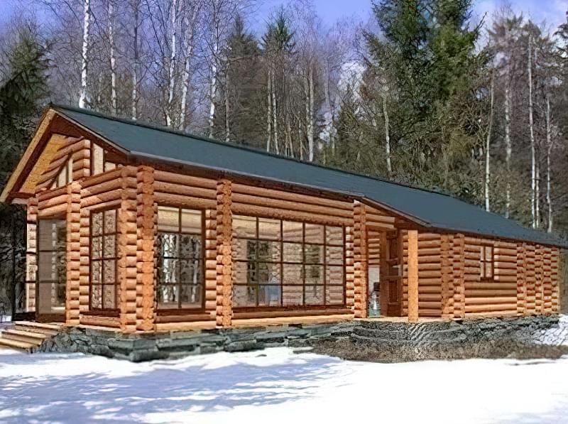 Дерев'яна лазня: особливості та переваги споруди