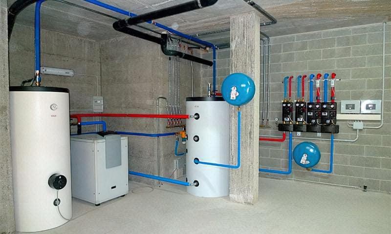 Тепловий насос для опалення будинку: принцип роботи, різновиди і використання 1