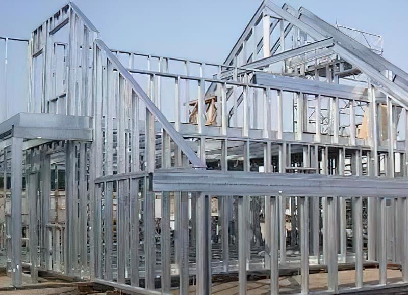 Види металоконструкцій в будівництві та їх застосування 2