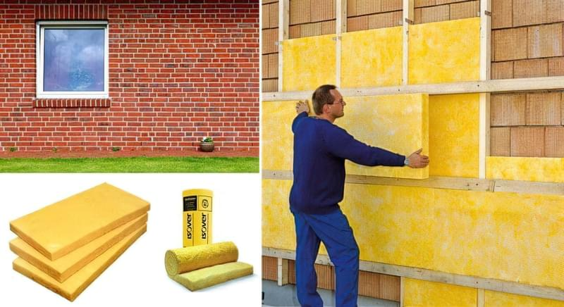 Від того наскільки правильно будуть утеплені стіни, залежить комфорт і затишок у вашому домі