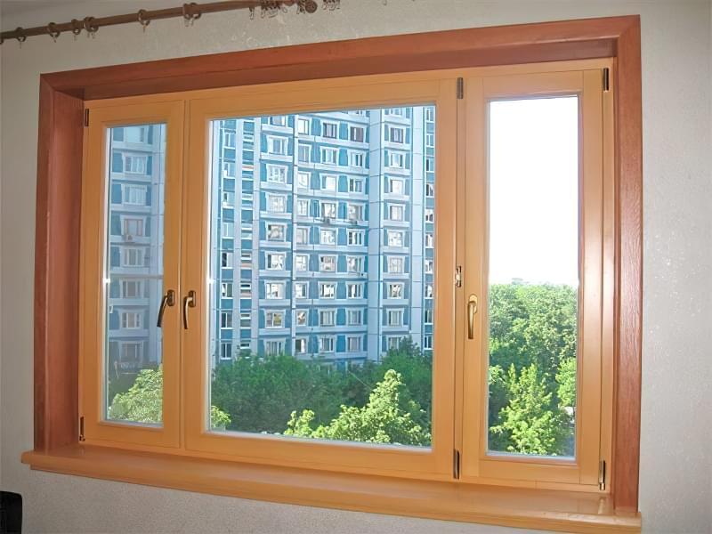 Інструкція по установці укосів і підвіконня на вікна ПВХ 6