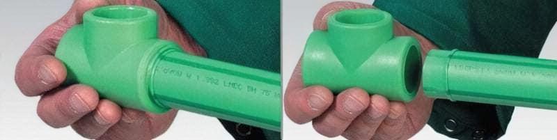 Монтаж поліпропіленових труб своїми руками: покрокове керівництво для початківців 10