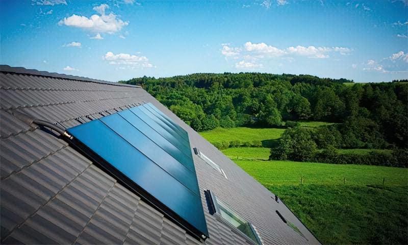 Сонячні колектори: види, принцип роботи, влаштування системи 1