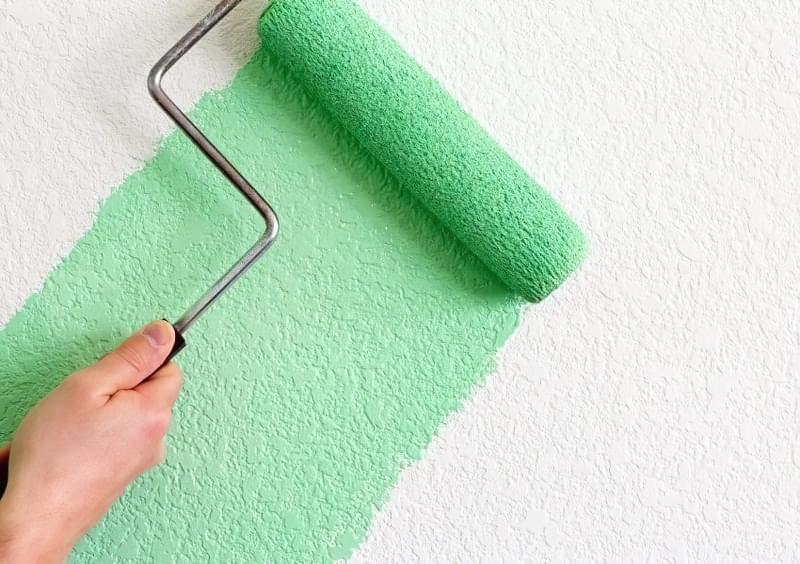 Як клеїти шпалери під фарбування: особливості вибору, підготовка, покрокова технологія процесу (фото) 11