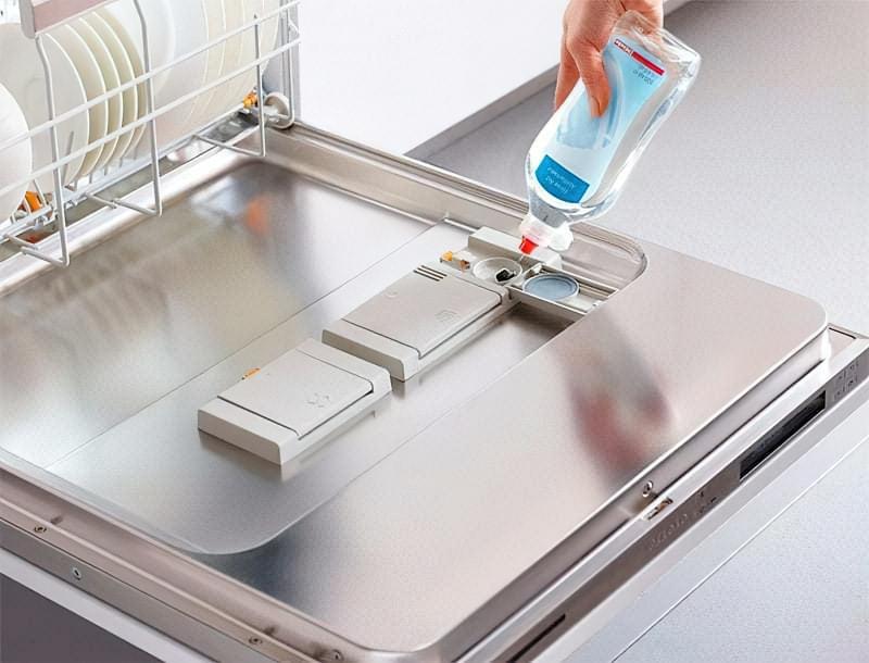 Ополіскувач для посудомийної машини