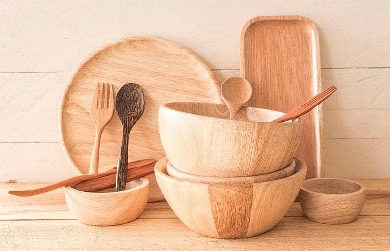 Дерев'яний посуд