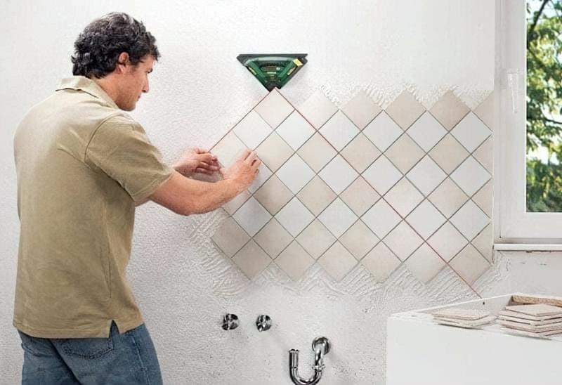 Як викласти плитку у ванній своїми руками: покрокова інструкція всіх етапів робіт 4