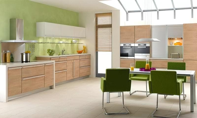 Параметри вибору шпалер для кухні