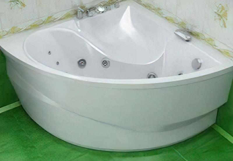 Акрилові ванни: плюси і мінуси 1