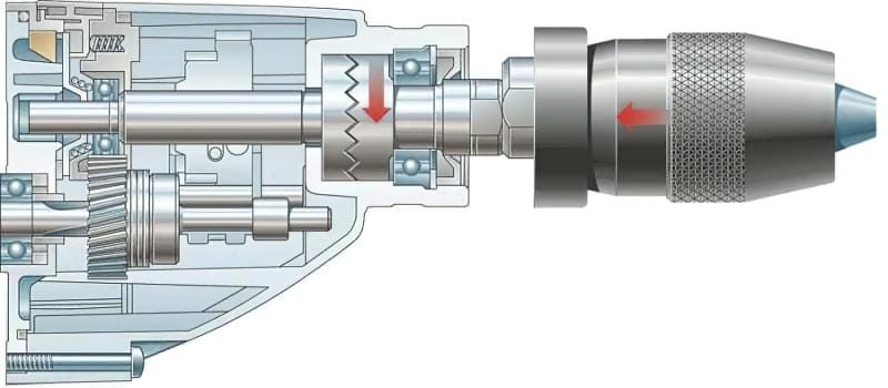 Чи може дриль з ударним механізмом замінити перфоратор? 1