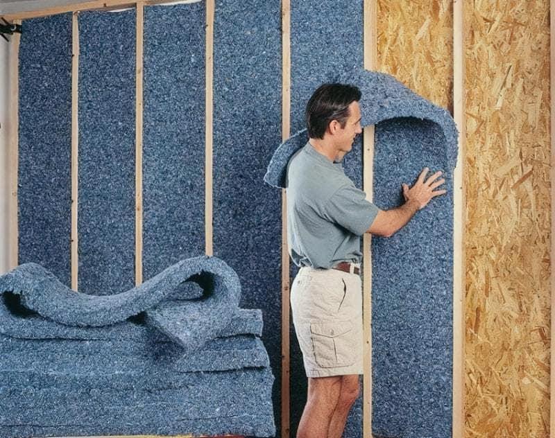Способи шумоізоляції стін в квартирі сучасними матеріалами 4