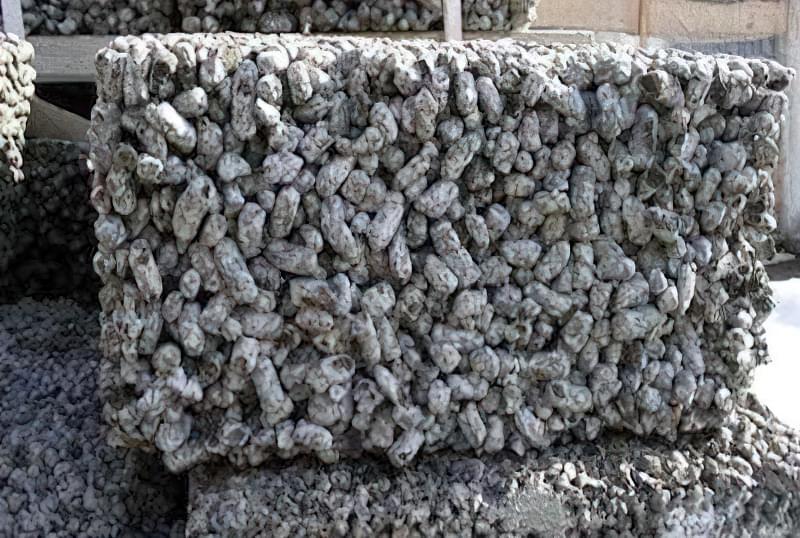 Вага куба бетону з керамзиту – розрахунок маси 2