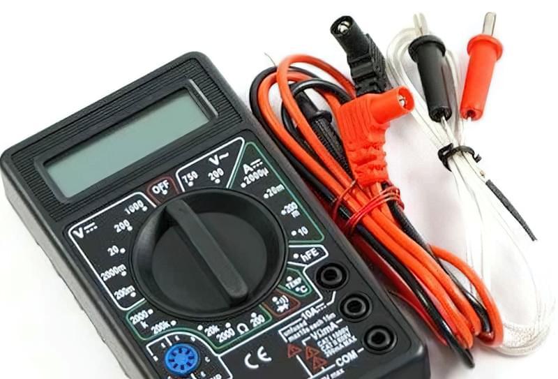 Як користуватися мультиметром? 2