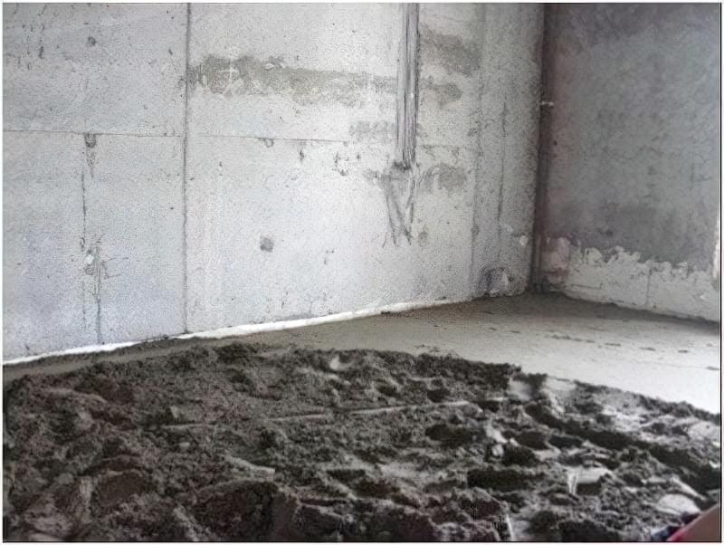 Як зробити стяжку підлоги у себе вдома — рекомендації та інструкції 2