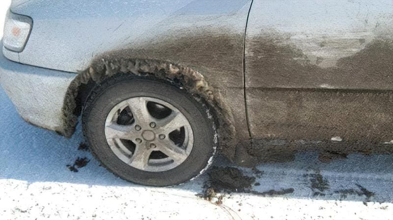 Чи потрібно мити автомобіль в зимовий час 1