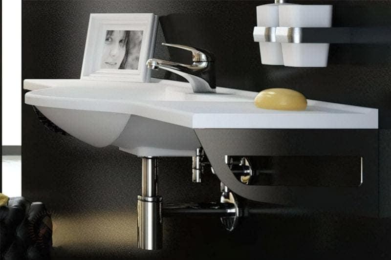 Вибираємо і встановлюємо сифон для подвійної мийки 3