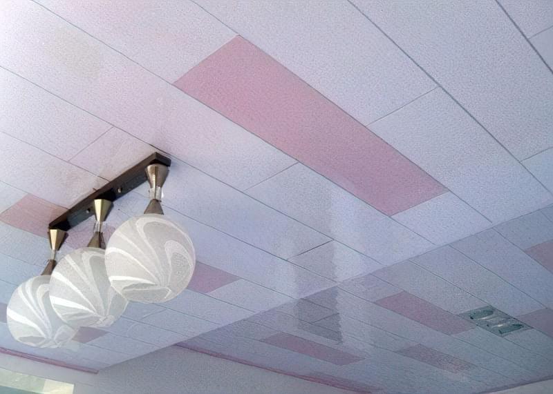 Як зробити стелю з пластикових панелей у ванній і на кухні? 3