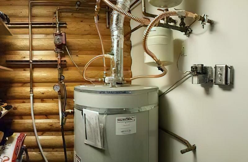 Що робити, якщо падає тиск в системі опалення? 1