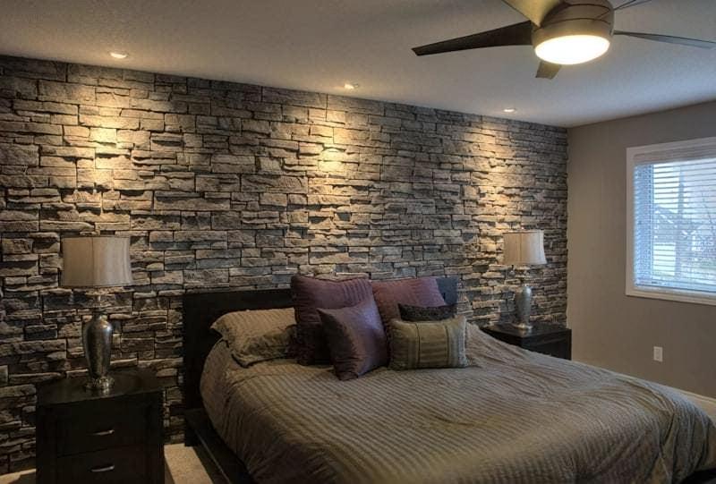 Фасадний камінь в інтер'єрі — новий тренд в обробці стильних приміщень (фото) 11