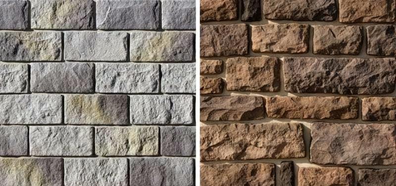Фасадний камінь в інтер'єрі — новий тренд в обробці стильних приміщень (фото) 2