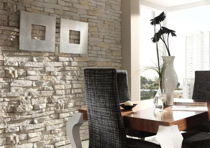 Фасадний камінь в інтер'єрі — новий тренд в обробці стильних приміщень (фото) 3