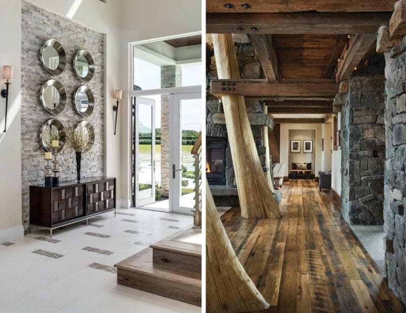 Фасадний камінь в інтер'єрі — новий тренд в обробці стильних приміщень (фото) 4