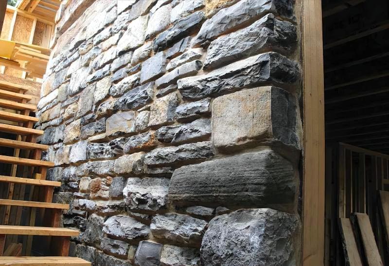Фасадний камінь в інтер'єрі — новий тренд в обробці стильних приміщень (фото) 5