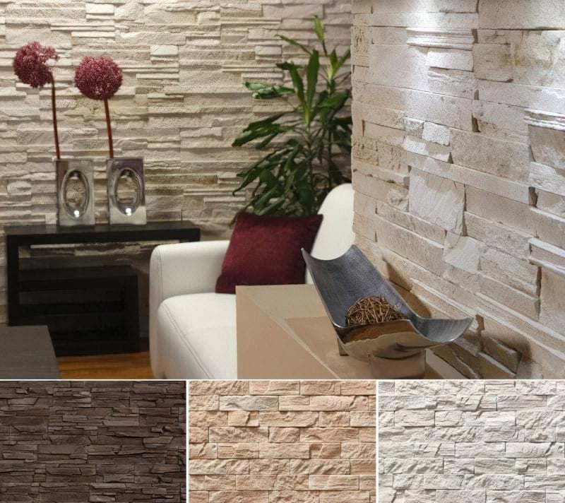Фасадний камінь в інтер'єрі — новий тренд в обробці стильних приміщень (фото) 7