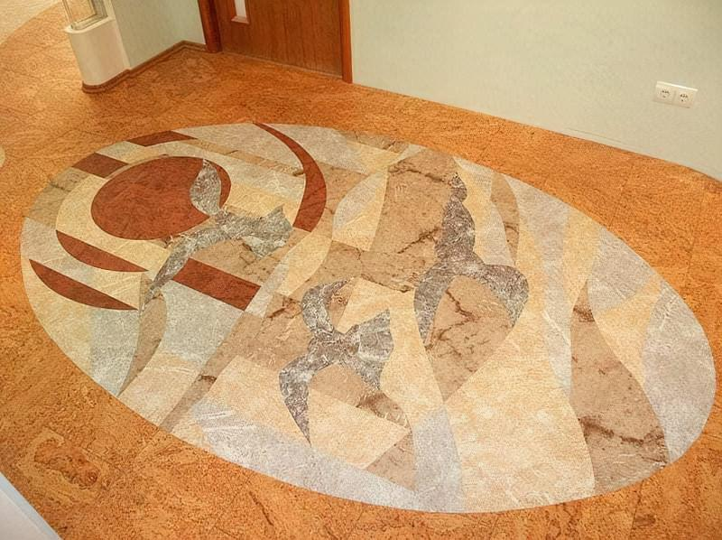Коркова підлога: види, правила вибору, переваги і недоліки 10