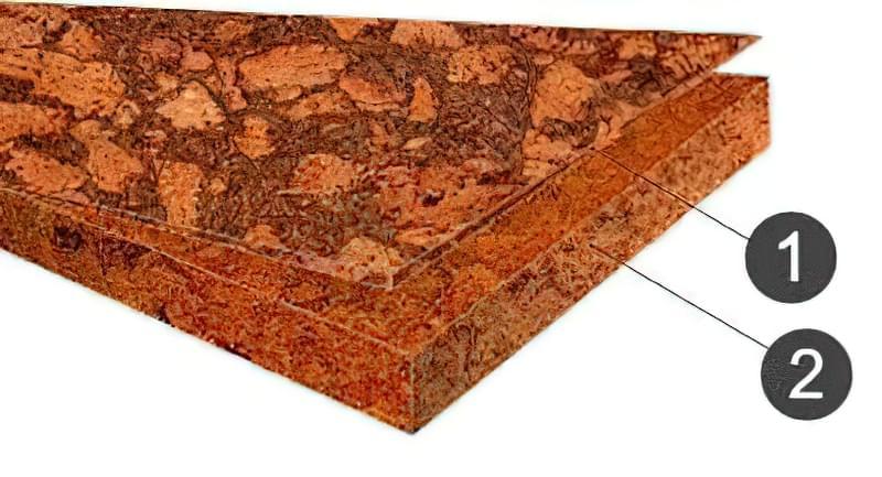 Коркова підлога: види, правила вибору, переваги і недоліки 4