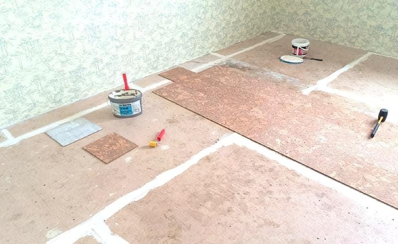 Коркова підлога: види, правила вибору, переваги і недоліки 8