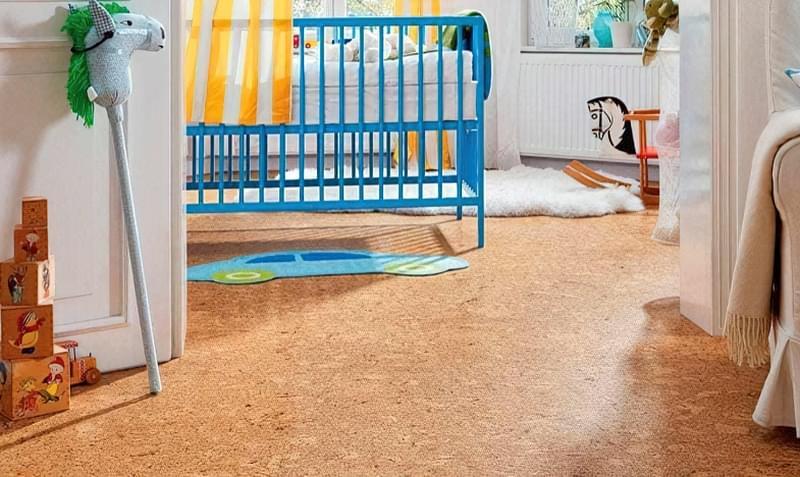Коркова підлога: види, правила вибору, переваги і недоліки 1