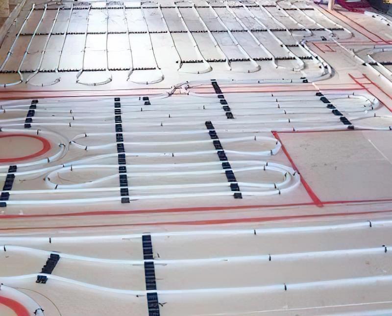 Гідравліка: які помилки при монтажі теплих підлог неприпустимі
