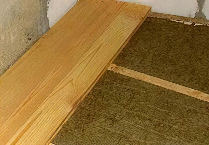 Як правильно утеплити підлогу на закритій лоджії? 1