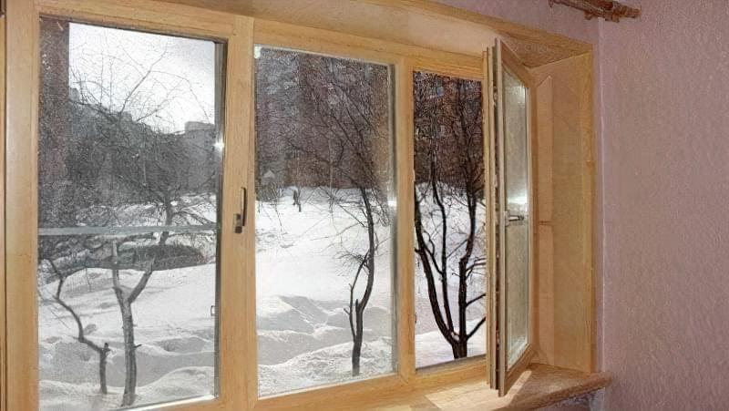 Як утеплити старі дерев'яні вікна на зиму 1