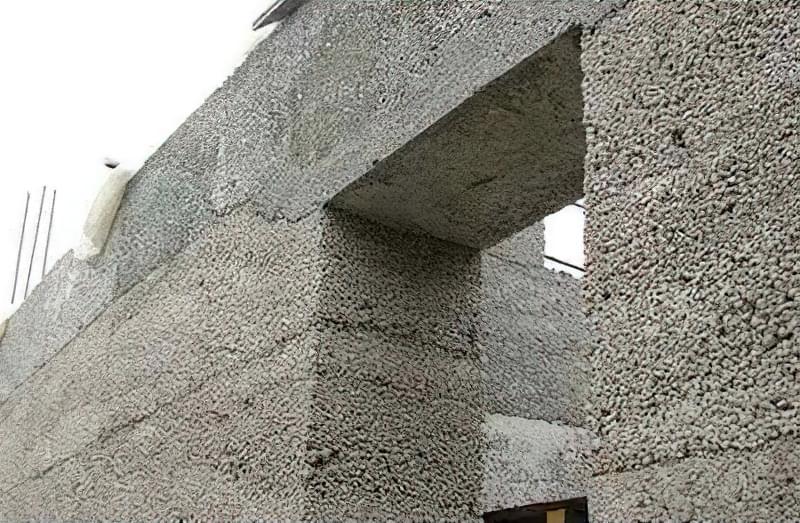 Будинок з керамзитобетону