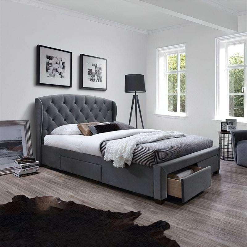 Місця зберігання під ліжком: плюси, мінуси, варіанти 5