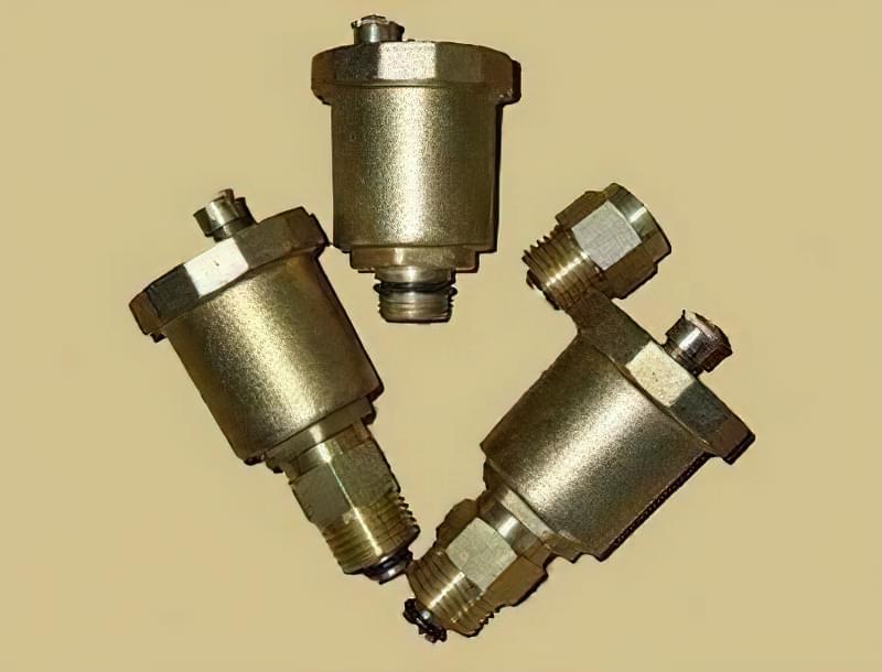 Повітряний клапан в опаленні: будова, функції 1
